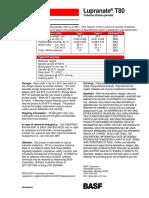Lupranate® T80 Toluene Diisocyanate