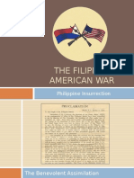 Filipino-American War