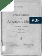 Crisogono de Jesus Sacramentado,Compendio de Ascetica y Mistica(1949)
