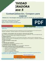 FASE 5 Contextualización