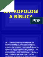 Antropología biblica
