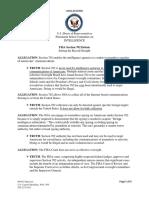 House Intel Committee Myth vs Fact FISA 702