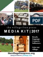 Village Free Press Media Kit