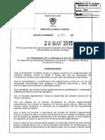 Decreto-1073-26May2015