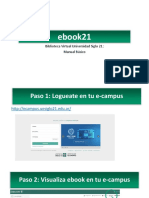 Ebook21 Tutorial