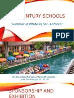 summer institute ppt for sponsors - full version