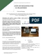 Formación Imágenes Por Ultrasonido