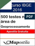 Exercicios Diversos de Geoprocessamento_2017