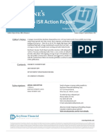 2016 ISR Action Report