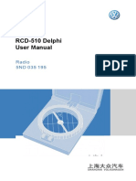 RCD-510 Delphi User Manual En