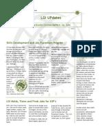 LGI Updates Dec 2006
