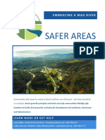 Safer Areas - A Ridge to River Guide