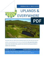 Uplands & Everywhere - A Ridge to River Guide