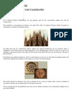 Las Catedrales Y Los Talismanes « Maestroviejo's Blog