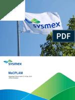 Sysmex Company Profile 2013