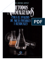 Metodos Normalizados Analisis Agua