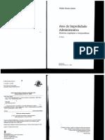A Improbidade Administrativa Waldo Fazzio Júnior 01