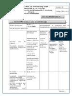 Guia de Aprendizaje Controlar La Formulación Del Producto