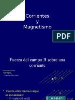 Corrientes y Magnetismo