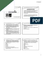 Analgesia Posoperatoria [Modo de Compatibilidad]
