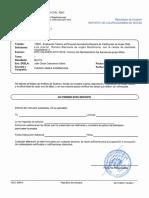 Reporte de Nota Examen Teorico Grupo Motor