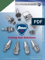 TMX Conos y Boquillas de Sujeción Para Máquinas CNC.2014.05.28