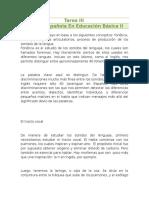 Bm-tarea III Lengua Española en Educación Básica II-eliasar Mejia