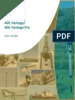 User Guide ADL VantagePro