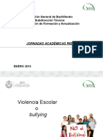 Bullying y Violencia Escolar