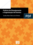 Práticas de Planejamento e Organização de Eventos