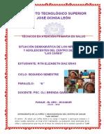 DATOS DEMOGRAFICOS DE LA NIÑEZ Y ADOLESCENCIA.docx
