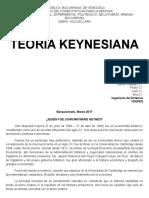 TEORIA KEYNESIANA
