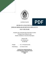 Kasbes DHF Grade II