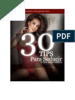 Tips Seduccion