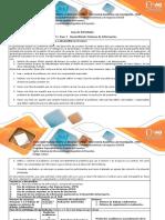 Guía de Actividades y Rúbrica de Evaluación - Paso 3 - Desarrollando Sistemas de Información (2)