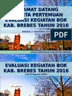 Evaluasi Bok 2016 Semester 2