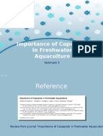 Jurnal of Copepods