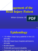 Management of Head Injury Patients