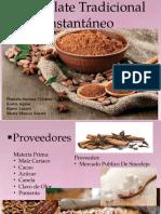 Chocolate Tradicional Instantaneo