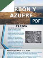 Carbon y Azufre