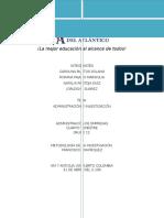 Importancia de La Investigación en La Administración de Empresas