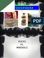 Rocks Minerals