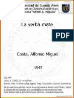 1501-0330_CostaAM - La Yerba Mate