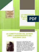 CONSTITUCÍON 1810-1811
