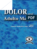 Dolor en Adulto Mayor