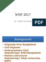 NYSF 2017