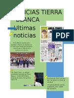 Noticias Tierra Blanca