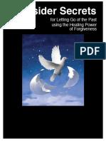 Forgiveness Free Report
