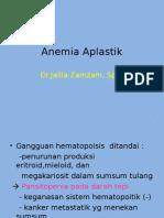 Anemia Aplastik UNIMAL