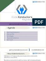 Kode Konductors Profile